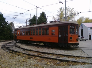 Chicago & Milwaukee Electric Railway Company 354