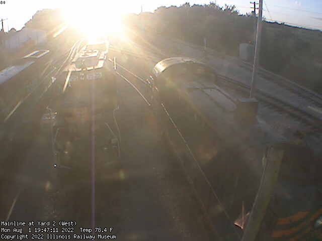 Chicago Railroad Webcam